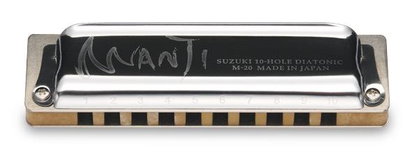 Kết quả hình ảnh cho Harmonica Manji M-20C