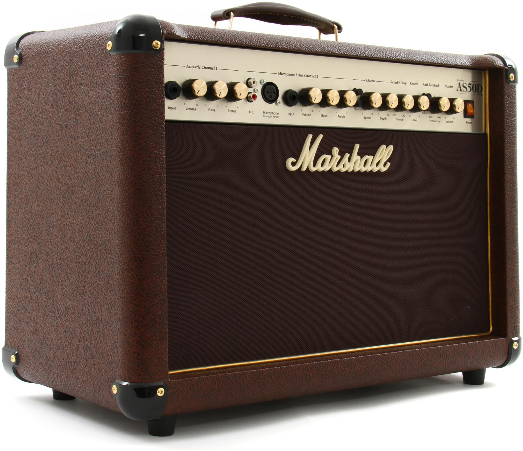 Bán loa acoustic Marshall AS50D new 100% giá tốt